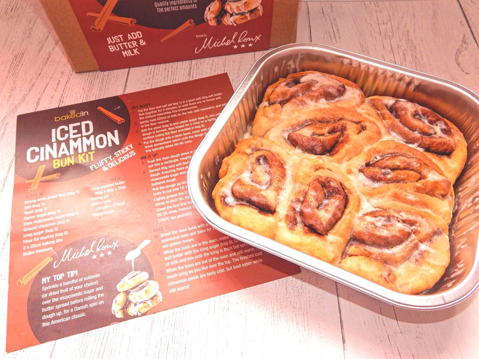 Cinnamon Buns Recipe!