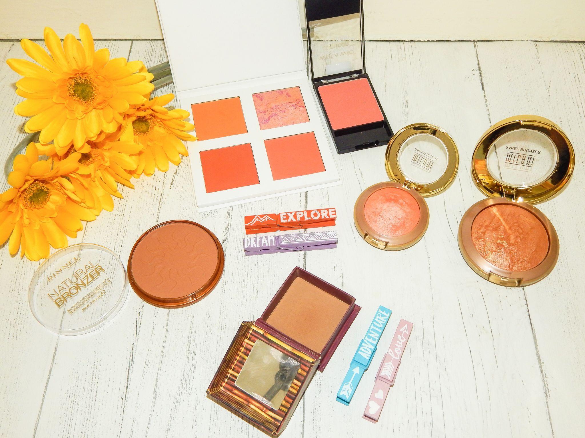 Spring/Summer Makeup Essentials!