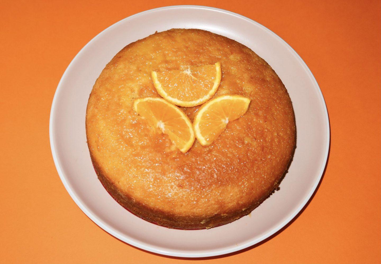 Orange Drizzle Cake Recipe!